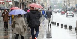 U BiH danas oblačno, poslije podne susnježica i snijeg