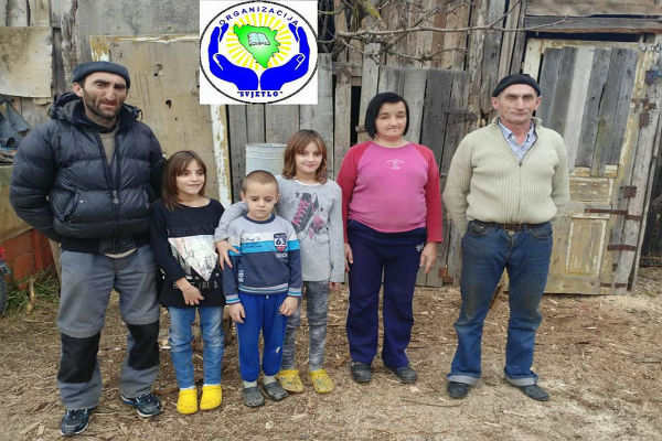 Povratnici u Janju kod Bijeljine: Šesteročlana porodica Mahalbašić treba pomoć