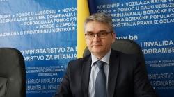 Bukvarević obećao borcima novac u roku od 48 sati od usvajanja budžeta