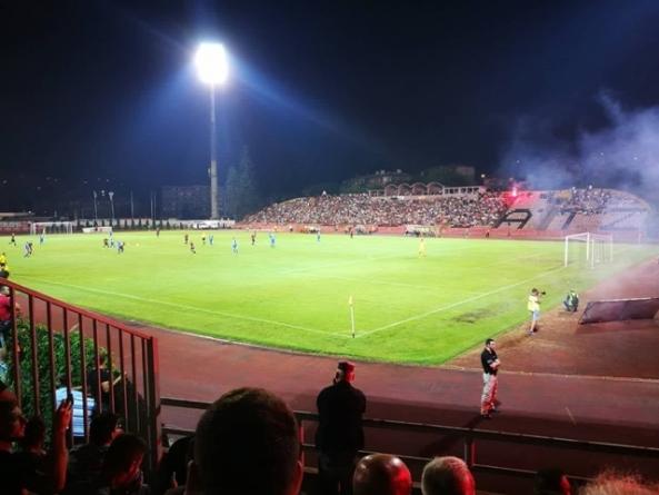 Drugi sastav Slobode pobijedio Budućnost iz Banovića