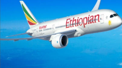 Srušio se etiopljanski avion sa 149 putnika!
