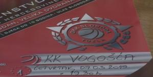 OKK Sloboda sutra u Mejdanu dočekuje KK Vogošća
