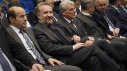 Kandidati za predsjednika SDA Izetbegović, Zvizdić i Mehmedović