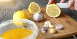 Kombinacija limuna i češnjaka čisti krvne žile