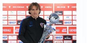Svjetski sportski novinari izabrali Luku Modrića za najboljeg sportistu svijeta