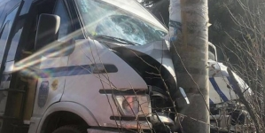 U saobraćajnoj nezgodi kod Vozuće povrijeđeno devet odbojkašica Slobode i dva vozača