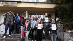 Kantonalno takmičenje iz engleskog jezika: Prva tri mjesta osvojili učenici Gimnazije ˝Ismet Mujezinović˝