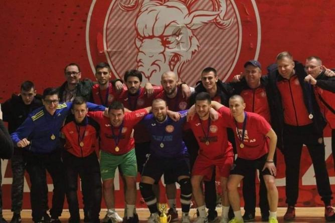 FC Salines u polufinalu Premijer futsal lige BiH: Dođite u nedelju u Mejdan
