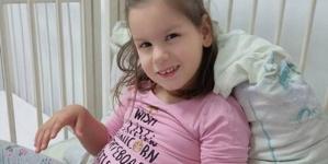 Iris treba našu pomoć: Potrebno još 8,5 hiljada KM za odlazak na liječenje