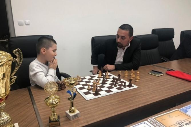 Sedmogodišnjak pobijedio gradonačelnika
