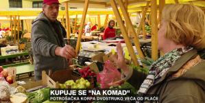 Rastu cijene namirnica u BiH