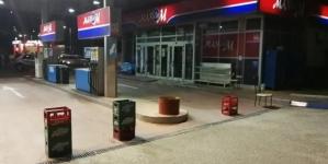 Radnici kolektivnim otkazom zbog malih plata zatvorili benzinsku pumpu