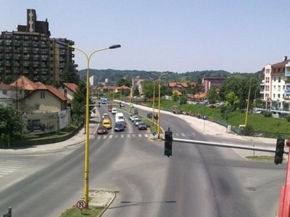 Semaforska signalizacija na raskrsnicama Kula i Higijena izvan funkcije do 16:00 sati