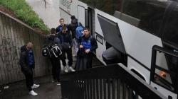 Rukometna reprezentacija BiH stigla u Tuzlu: Igrači u pozitivnoj atmosferi dočekuju Fince