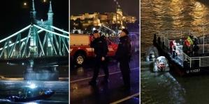 Tragedija u Budimpešti: Najmanje 7 mrtvih, i dalje traje potraga za 21 osobom