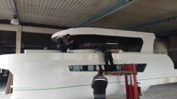 Prva jahta potpuno proizvedena u BiH na njemačkom sajmu nautike