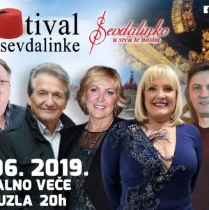 """Festival sevdalinke """"Sevdalinko u srcu te nosim"""" 19. juna u BKC-u u Tuzli"""