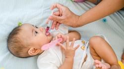Kada bebi dati antibiotik
