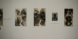 """Otvorena izložba """"Ikonografika"""" autora Danisa Fejzića"""