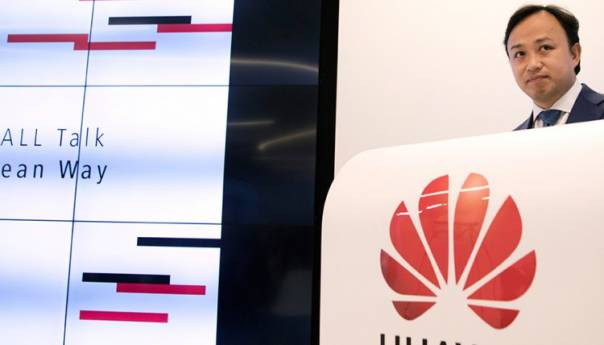 Huawei traži pomoć od EU: Nemojte sjediti skrštenih ruku