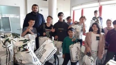Iz Merhameta Njemačke paketići za štićenike domova za nezbrinutu djecu u BiH