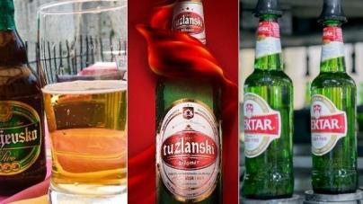 Evo kako su poslovale pivare u BiH