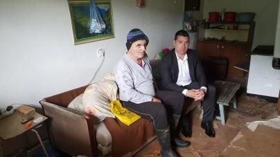 Humanitarac Vojkan Krstić obnavlja kuću braći Šabanović u Višegradu