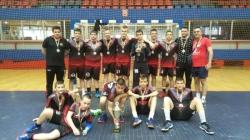 Tuzlanski rukomet ima budućnost: Dječaci škole rukometa Sloboda Tuzla osvojili prvo i drugo mjesto