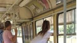 Golišava fotka iz tramvaja hit