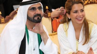 Žena vladara Dubajia pobjegla od svog supruga