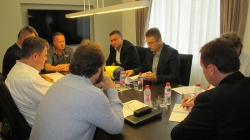 Sastanak povodom izrade Prostornog plana TK sa akcentom na deponiju šljake i pepela Šićki Brod