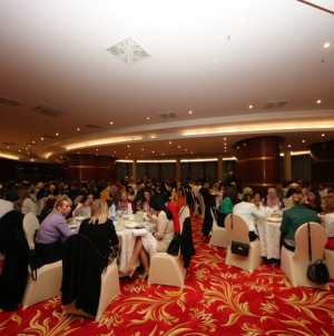 GO PDA Tuzla upriličio Iftar za nekoliko stotina zvanica u najodabranijoj noći u godini /FOTO/