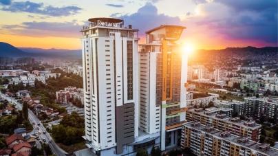 U julu 2019. godine, Rotana otvara vrata svog prvog hotela na području BiH
