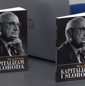 "U Tuzli promovisana knjiga ""Kapitalizam i sloboda"" nobelovca Miltona Friedmana, prvi puta prevedena na bosanski jezik"