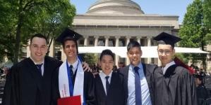 Lukavčanin Haris Brkić diplomirao na MIT-u, jednom od najprestižnijih svjetskih univerziteta