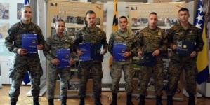 Najspremniji bh. vojnici dobili priznanja