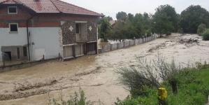 Veliko nevrijeme u Kalesiji: Ulicama tekle rijeke