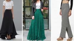 Duge suknje su u trendu i ovog ljeta, evo kako ih možete kombinirati