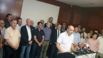 Enver Bijedić u Tuzli najavio osnivanje nove stranke socijaldemokratske orijentacije