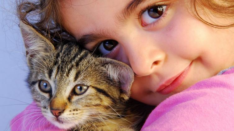 Kućni ljubimci djecu uče odgovornosti