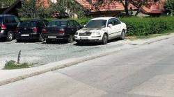 MUP TK: Poslije uviđaja ustanovljeno da je na Paša Bunaru izvršen pokušaj paljenja automobila