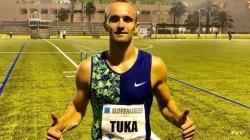 Tuka postao najbrži Evropljanin na 800 metara: Na SP u Dohi ću biti u top formi