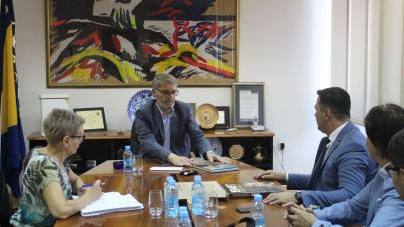 Gradonačelnik Tuzle se sastao sa predsjednikom Skupštine opštine Vrnjačka Banja