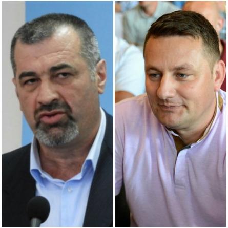 SDP isključio Žarka Vujovića i Huseina Tokića