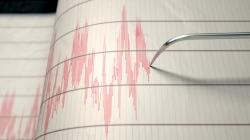 Jak zemljotres kod Knina