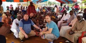 Altruisti iz BiH ozarili lica siromašnih stanovnika Afrike: Ljudi u Gambiji meso jedu samo za Bajram