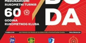 Međunarodni rukometni turnir ˝60 godina Rukometnog kluba Sloboda˝