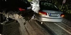 Teška saobraćajna nezgoda kod Srebrenika, povrijeđeno šest osoba