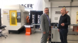 Ministar privrede posjetio Njemački centar za robotiku