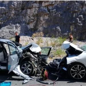 Državljanka BiH poginula u stravičnom udesu u Crnoj Gori, vozila se sa djecom